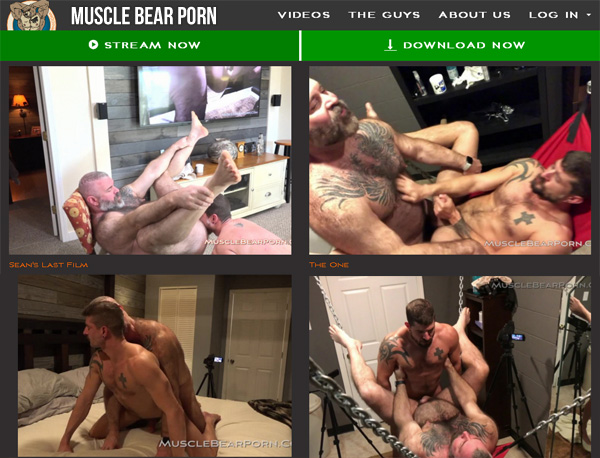 Musclebearporn.com With Westbill