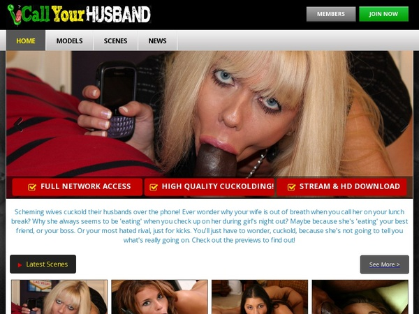 Call Your Husband Latest