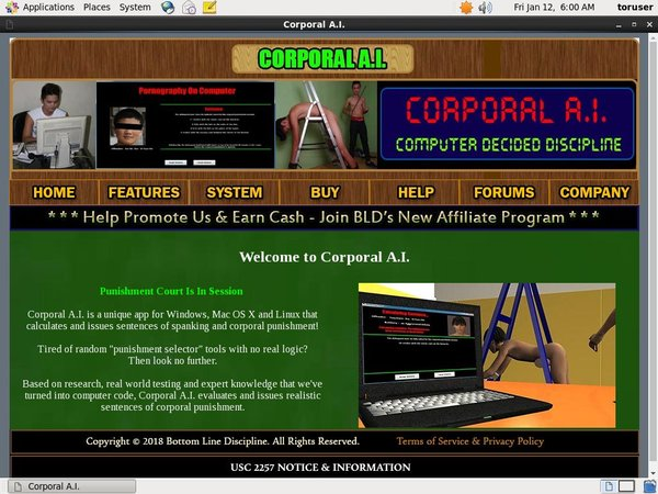 Corporal A.I. Discount Link Code