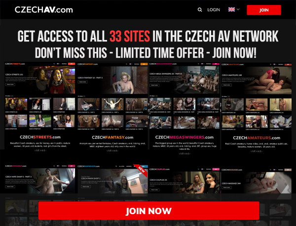 Czechav.com Free Trial Login