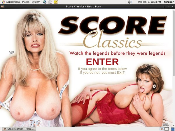 Scoreclassics Limited Discount