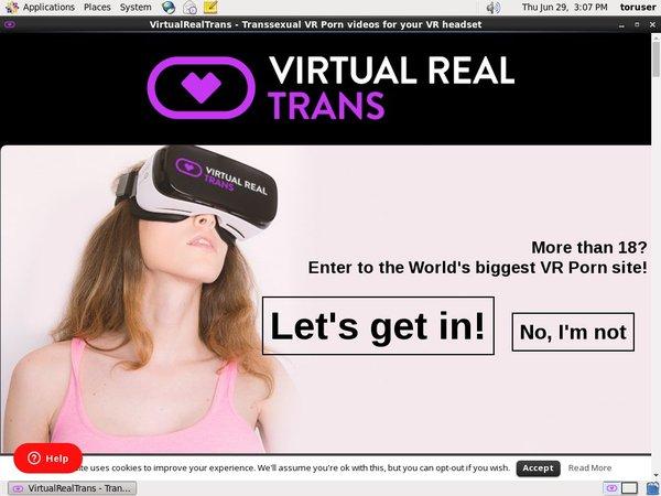 Virtual Real Trans Worth It?