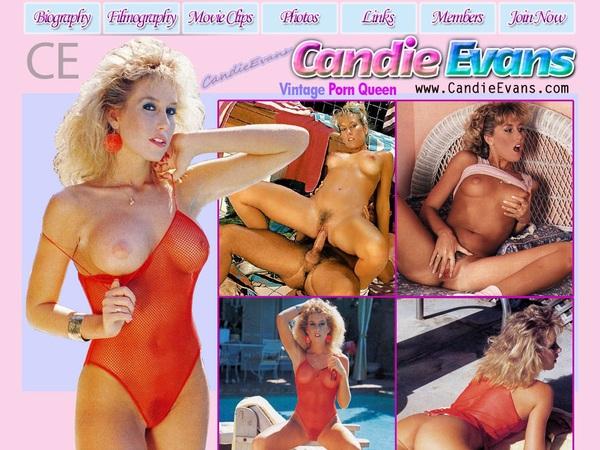 Xxx Candy Evans