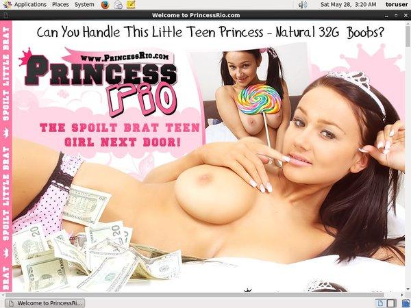 Princessrio.com .com