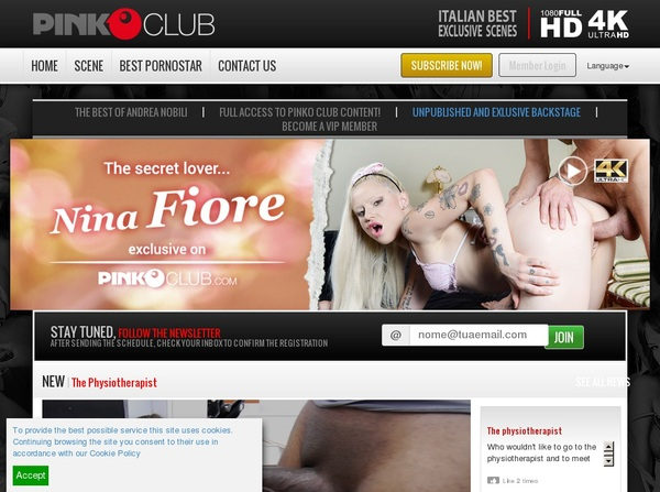 PinkO Club Subscriptions