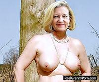 Real Granny Porn grandma