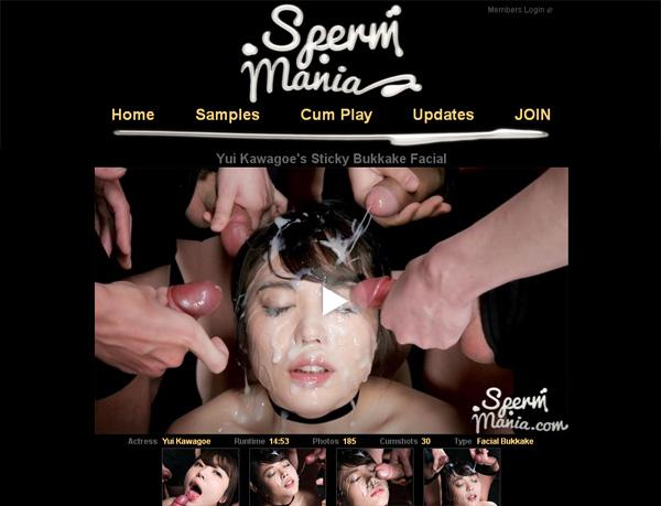 Spermmania.com Subscription