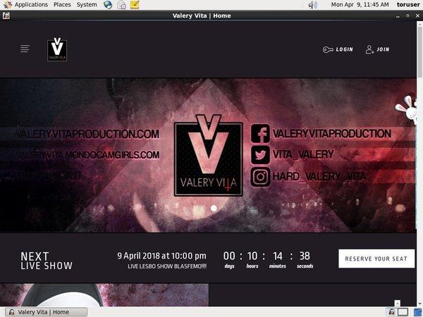 Valery Vita 3 Day Trial