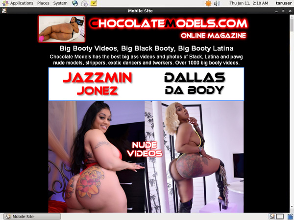 Chocolatemodels.com Percent Off
