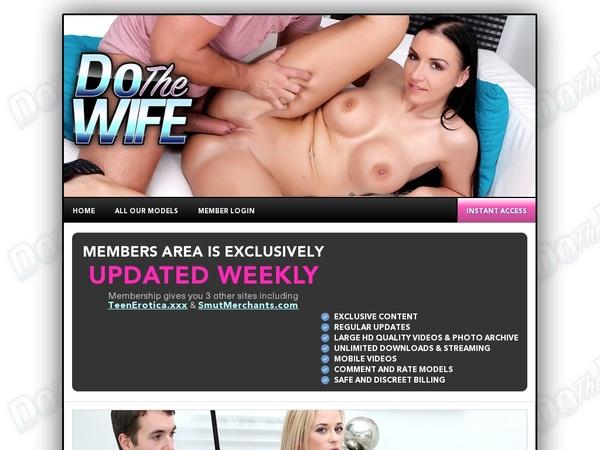 Do The Wife Discount Membership