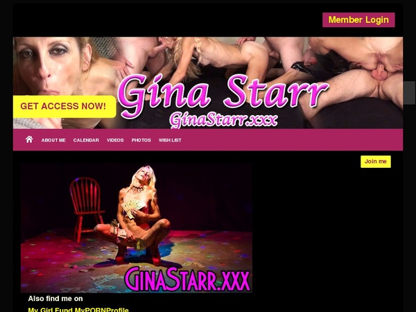 Starr Gina Promo Code