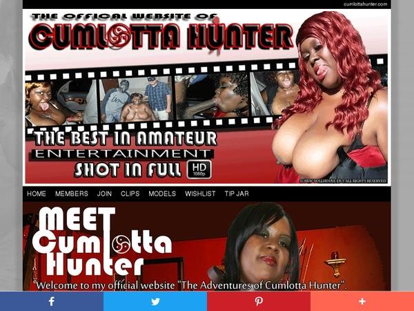 Cumlottahunter.com Join Free