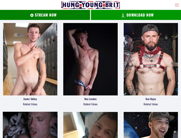 Hung Young Brit Trial Member