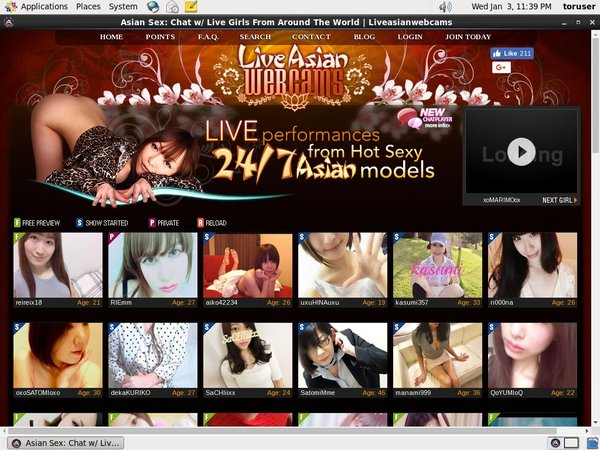 Discounts Live Asian Webcams