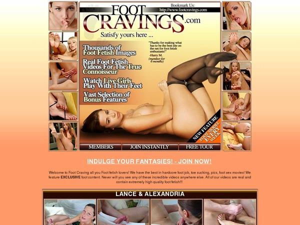 Footcravings.com Giropay