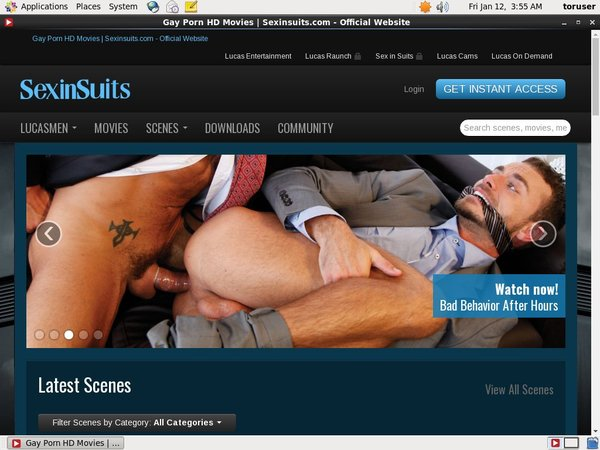 Sexinsuits.com Join Anonymously