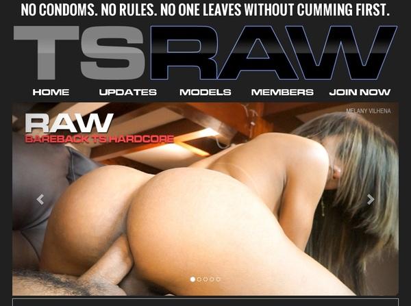 TS Raw Discount Membership