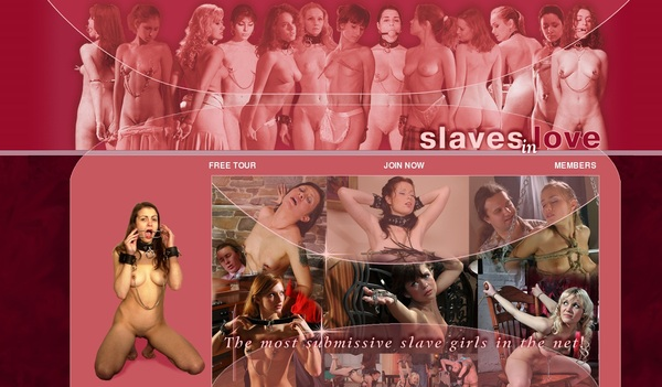 Join Slavesinlove.com Free