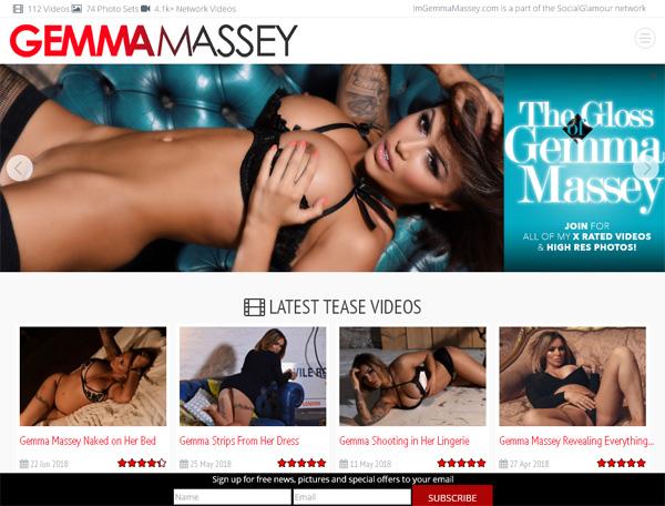 Get Im Gemma Massey Day Trial