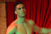 Stockbar male strippers
