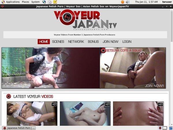 Free Trial TV Japan Voyeur