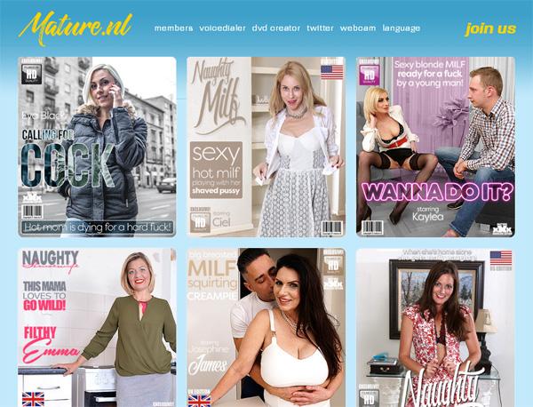MatureNL Site Discount