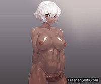 Premium Futanari Sluts Site Rip s5