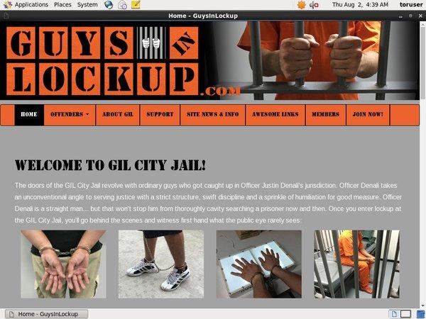 Free Guys In Lockup Acc
