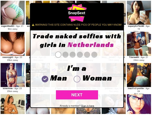 Get Snap Sext Trial Free