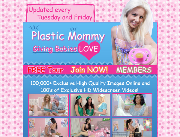 Joining Plastic Mommy